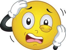 worry emoji